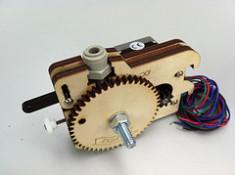 Mécanisme entrainement imprimante 3D