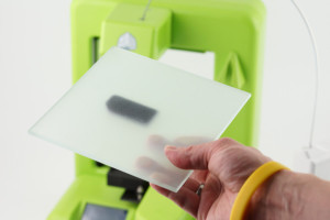 Plateau d'impression imprimante 3D